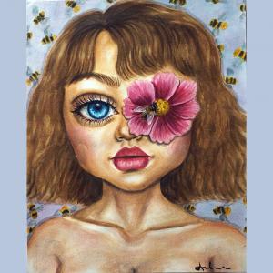 Andrea Flores – Dreamer Eyes