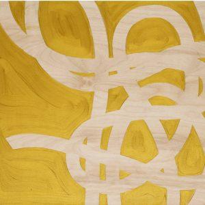 "Jeffrey Palladini New Work: ""Thread Series"""