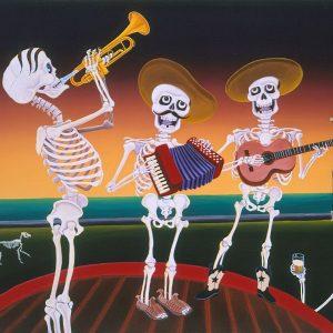 Día de Los Muertos: Transformations through Life and Death