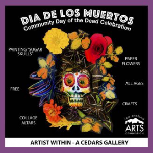 San Anselmo Day of the Dead Celebration