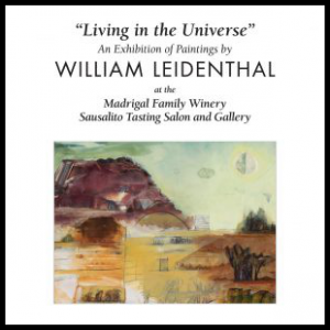"""William Leidenthal – """"Living in the Universe"""""""