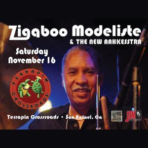 Zigaboo Modeliste & The New Aahkesstra