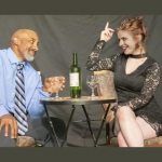 Bluff - a dark comedy by Jeffrey Sweet