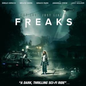 Freaks – with filmmaker Adam Stein