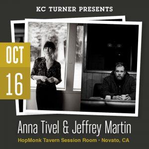 Anna Tivel & Jeffrey Martin