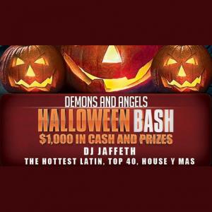 Demons and Angels Halloween Night Bash