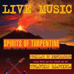 Spirits of Turpentine