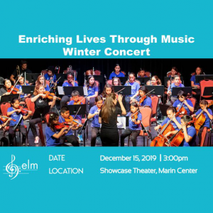 Enriching Lives through Music: Winter Concert