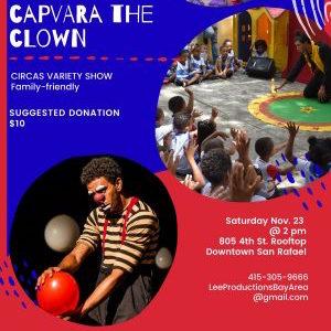 Capvara Variety Show