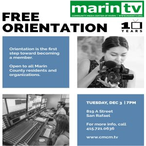 Get to know Marin TV