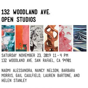 132 Woodland Ave. Open Studios
