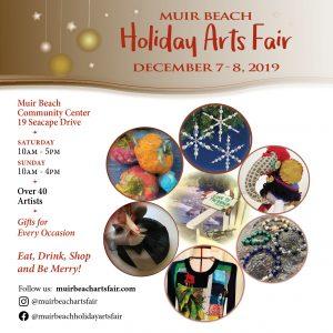 2019 Muir Beach Holiday Arts Fair
