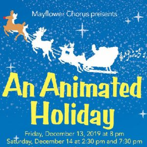Mayflower Chorus: An Animated Holiday