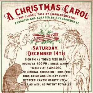 Holiday Play - A Christmas Carol