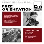 Free Orientation – Become a Television Producer