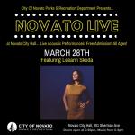 **CANCELLED** Novato Live – Leeann Skoda