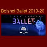 Bolshoi Ballet 2019-2020
