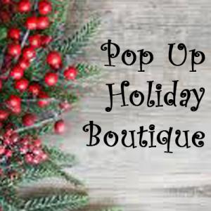 Pop-Up Holiday Craft & Art Boutique