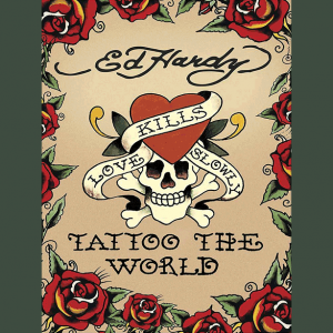 Art Film Friday: Ed Hardy - Tattoo the World