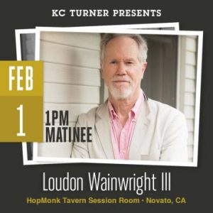 An Afternoon with Loudon Wainwright III