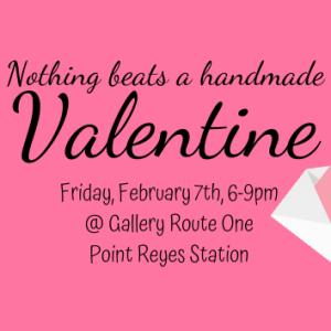 Nothing Beats a Handmade Valentine