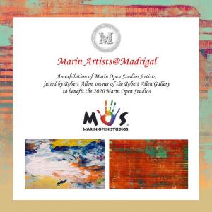 Marin Artists @ Madrigal Sausalito