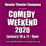 Novato Theater Company Comedy Weekend 2020