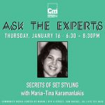 Ask the Experts: Secrets of Set Styling