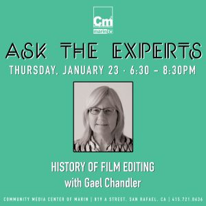 Ask the Experts: History of Film Editing