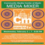 "A ""Can't Miss"" Media Mixer at CMCM"