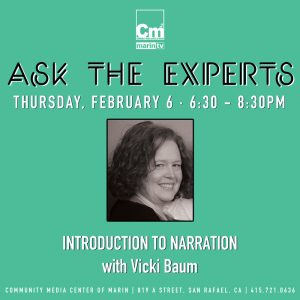Ask the Experts: Introduction to Narration