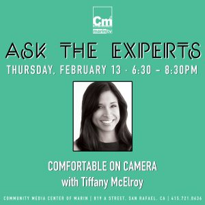 Ask the Experts: Comfortable on Camera