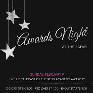 Awards Night at the Rafael
