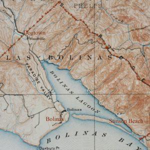 **CLOSED** Bolinas & Stinson Beach: Sister Towns of Rancho Las Baulines