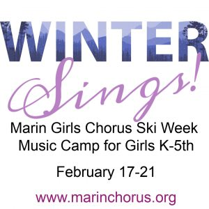 Winter Sings! Ski Week Camp