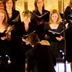 Marin Baroque Singers' Workshop