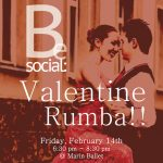 Be Social: Valentine's Day Rumba