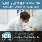 **POSTPONED** ICB Artists at Work