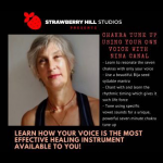 Chakra Tuneup Using Your Own Voice w/ Nina Canal