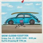 """Sh!t Happens"" – Closing Reception"