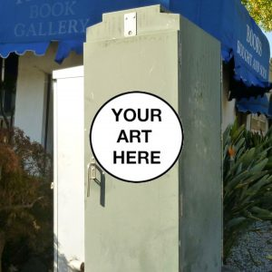 Call for Entry: PaintBox Utility Box Public Art Pr...