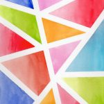 **CANCELLED** Geometric Water Color Painting