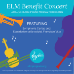 **CANCELLED** ELM Benefit Concert
