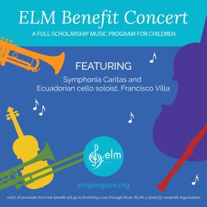 ELM Benefit Concert