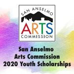Call for Entry: San Anselmo Arts Commission 2020 Youth Scholarships