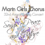 Marin Girls Chorus 32nd Annual Spring Concert