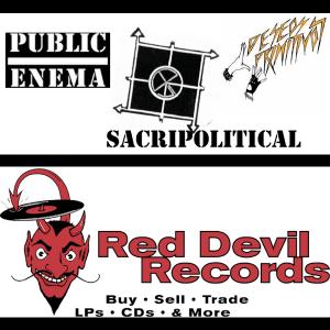 Public Enema, Deseos Primitivos, Sacripolitical