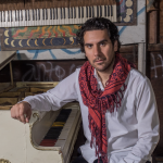 LOCAL>> Alex Conde | Flamenco Jazz Shelter in Place Performance