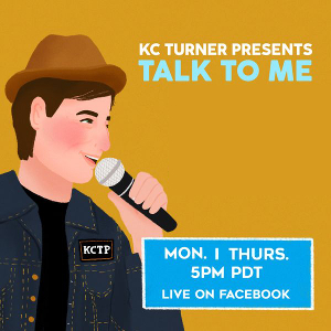 LOCAL>> KC Turner Presents: Talk To Me