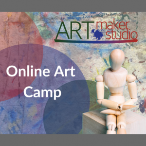 LOCAL>> Online Art Camp: Drawing In Your Hom...